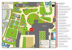 Familienfest des Landkreises - Plan