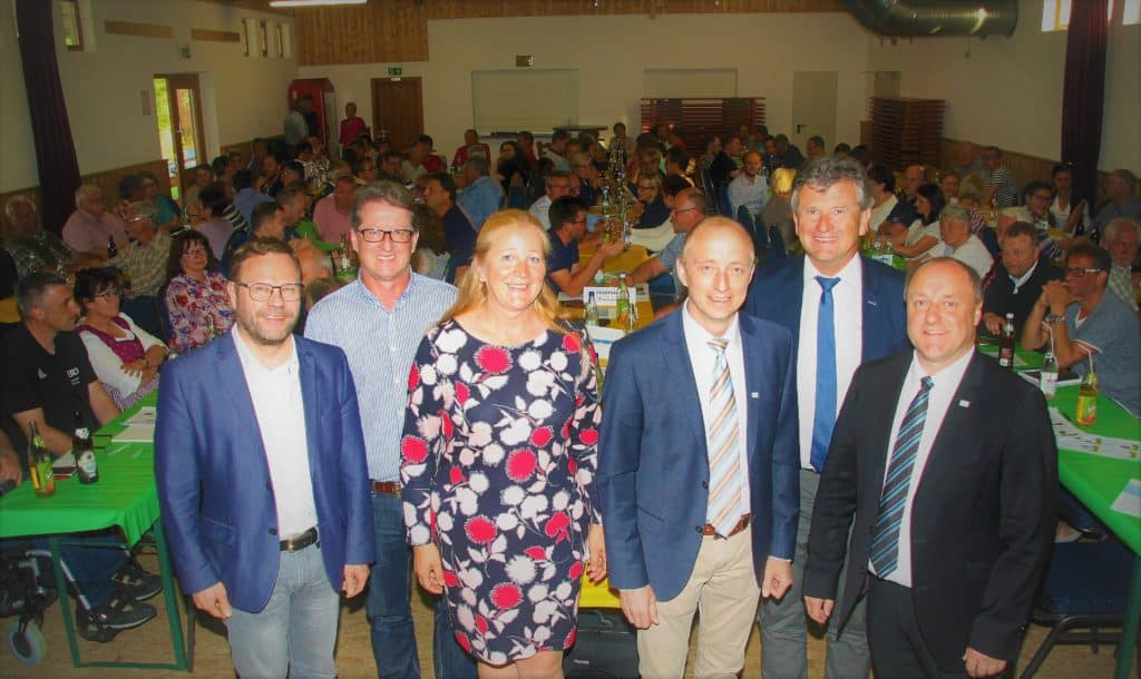 1. Info-Abend der Vereinsschule Passauer Oberland